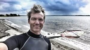 Anders Brandt - windsurfing