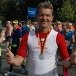 Efter Berlin Marathon i 2014